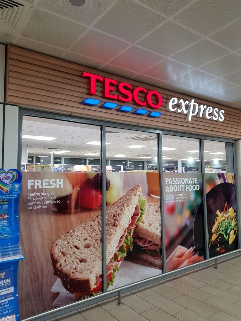 Tesco Express  - Glasgow International Airport
